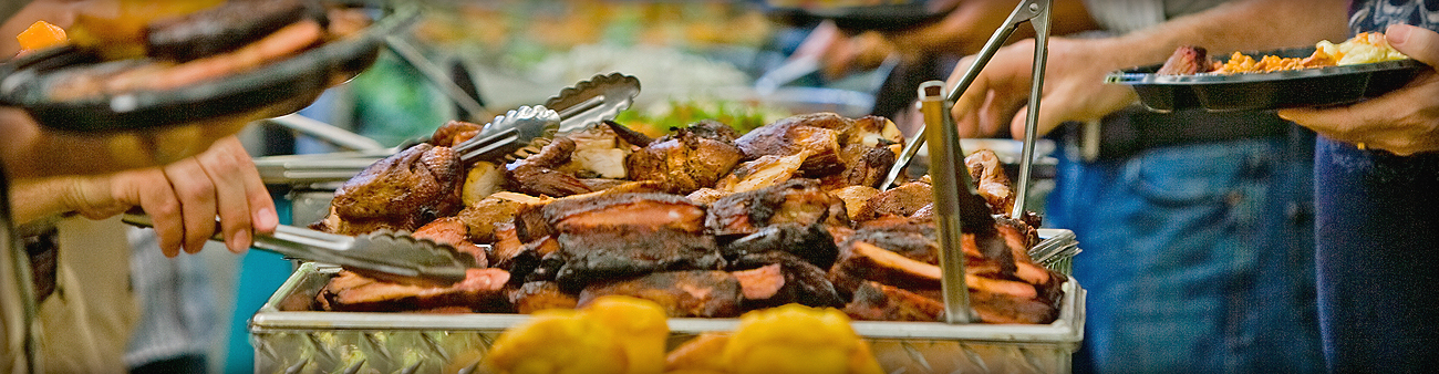 Armadillo Willy's BBQ® catering for any size event